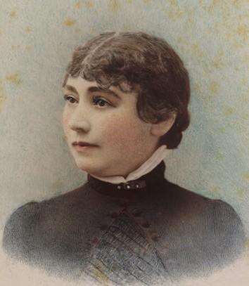 Sarah Winchester, proprietaria della Winchester House