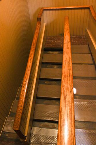 Le scale della Winchester House sono inutilmente complicate!