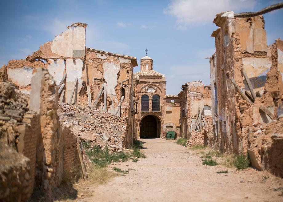 Città fantasma: Belchite