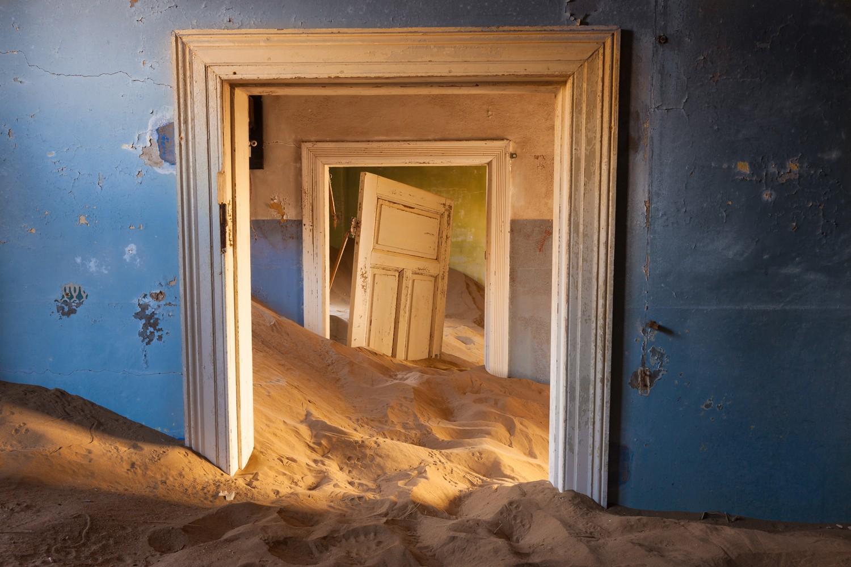 Città fantasma: Kolmanskop