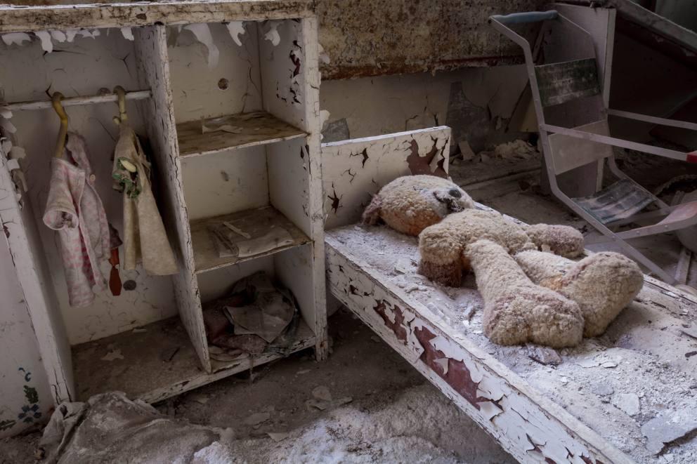 Città fantasma: Pripyat