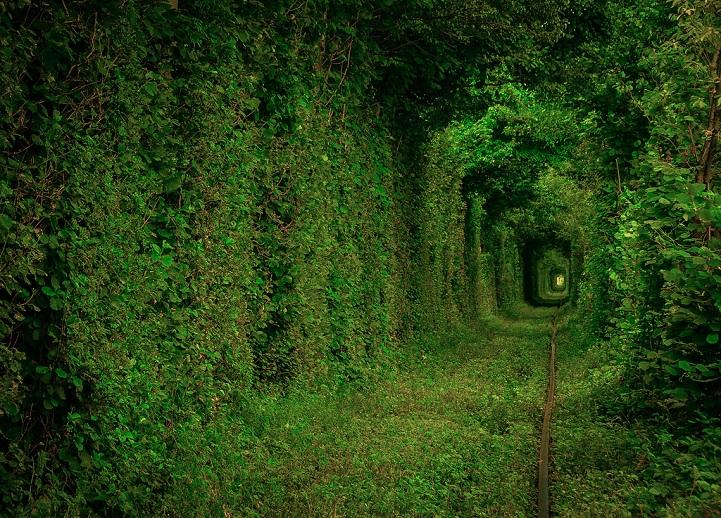 Luoghi abbandonati: Tunnel dell'Amore