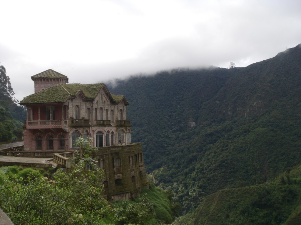 Luoghi abbandonati: Hotel del Salto