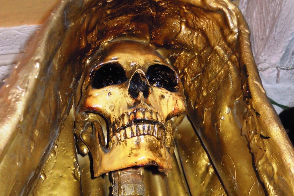 Culti particolari: la Santa Morte