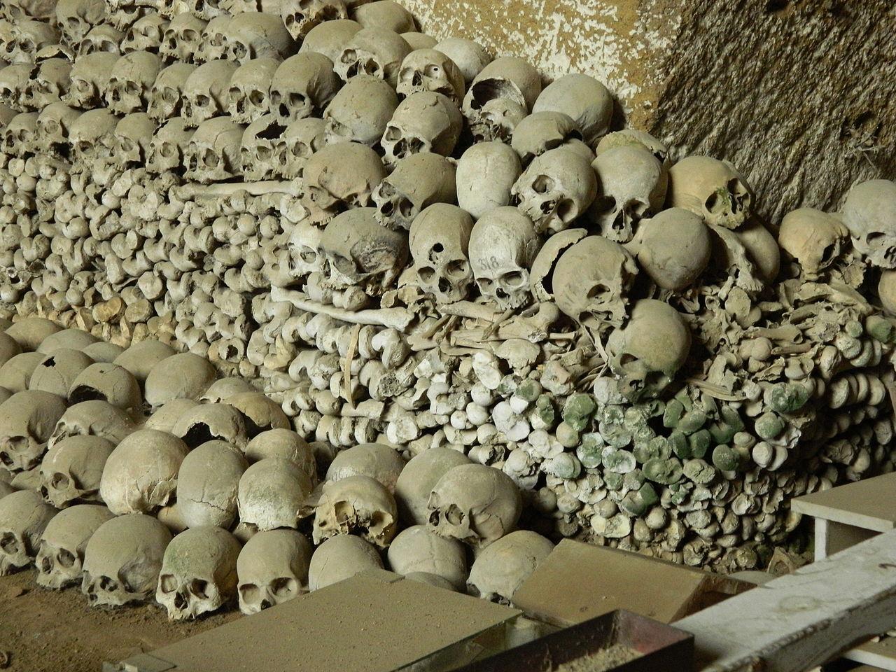 Il Cimitero delle Fontanelle: fra storia e mistero