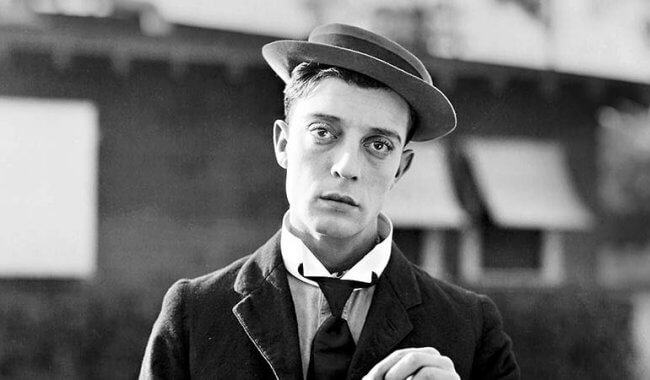 Visual Comedy: Buster Keaton