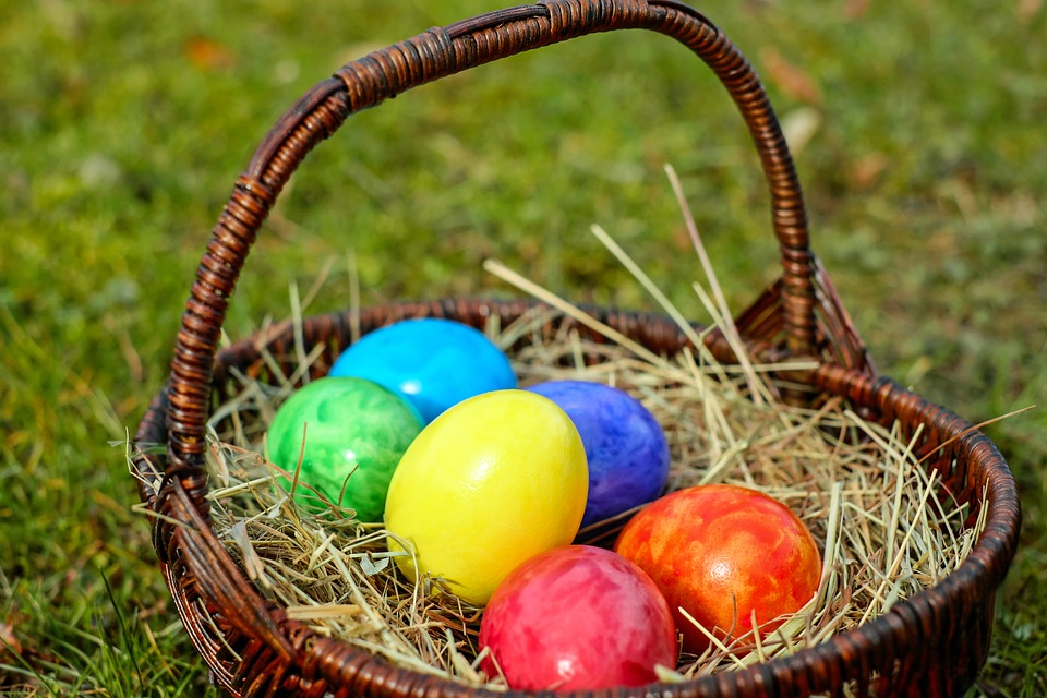 Un regalo perfetto per Pasqua