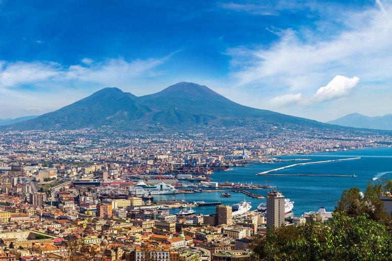 Città del mistero: Napoli