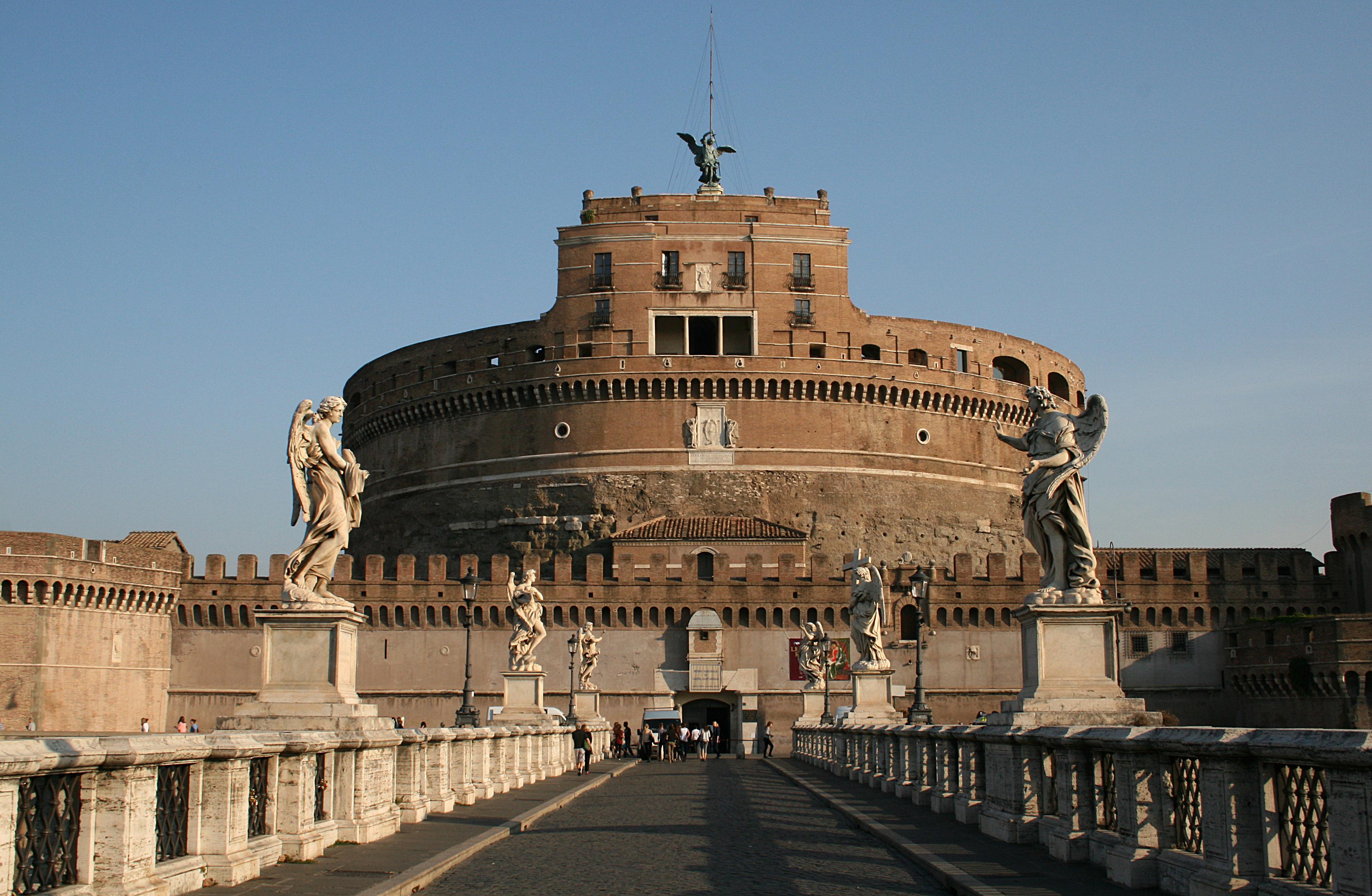 Città del mistero: Roma