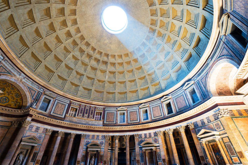 Il foro del Pantheon: uno dei misteri di Roma!