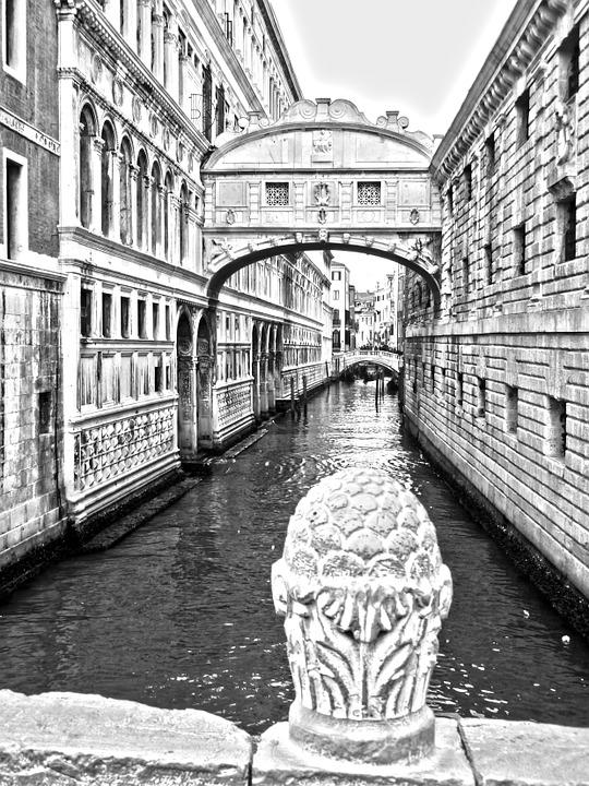 Venezia: il Ponte dei Sospiri