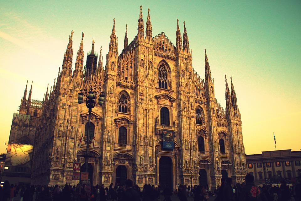 Città del mistero: Milano