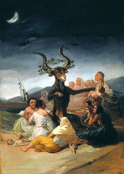 L'orrore nell'arte: un Halloween con Francisco Goya