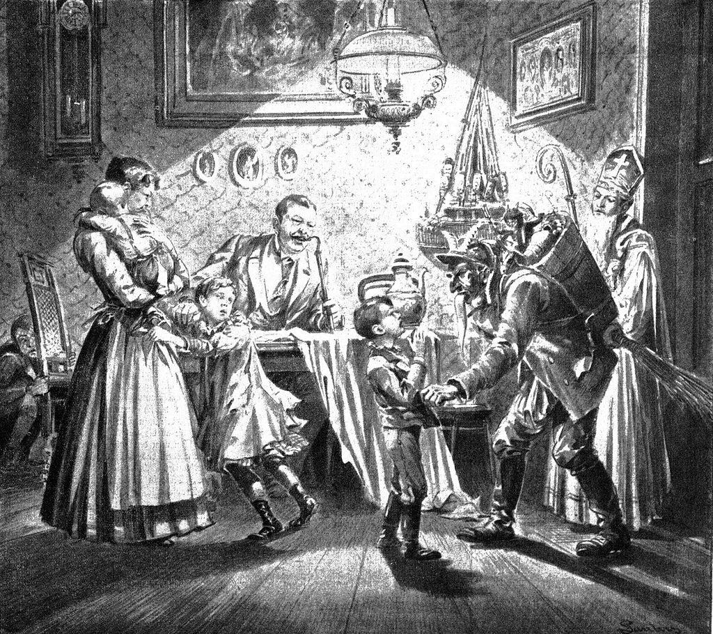 Krampus: la tradizione alternativa del periodo natalizio