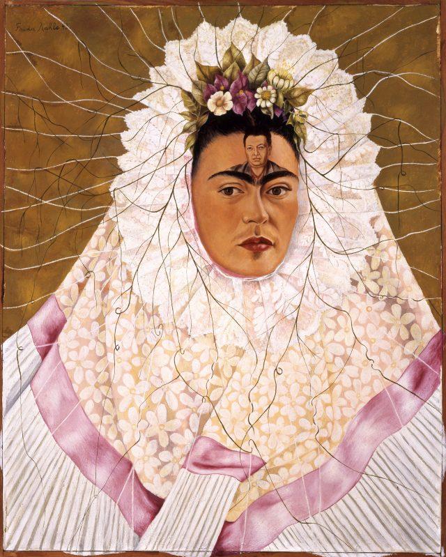 Diego nei miei pensieri di Frida Kahlo