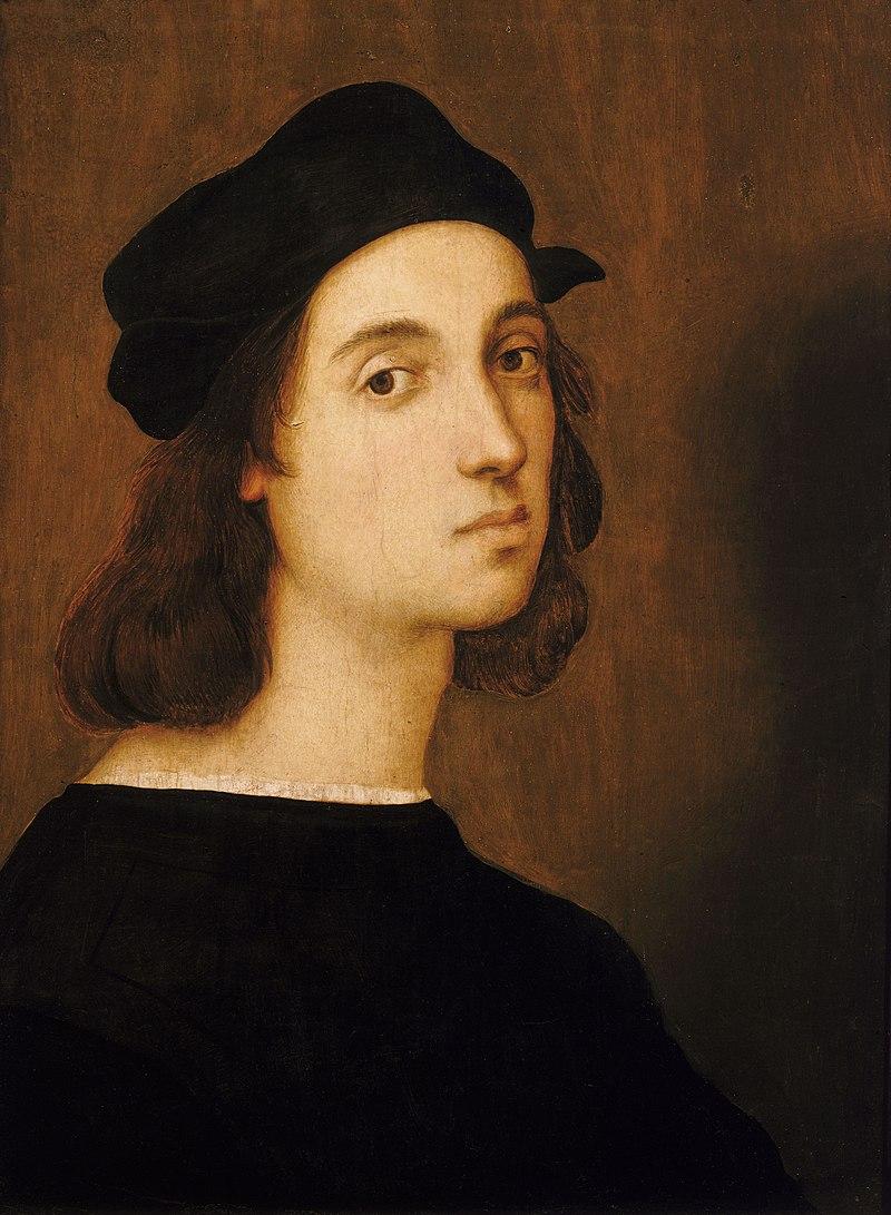 6 aprile 1483 – 6 aprile 1520: Raffaello Sanzio
