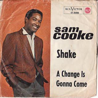 A Change is Gonna Come è il lato B di Shake